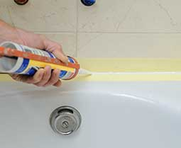 Professional Caulking Services in Tx